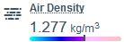 air-density