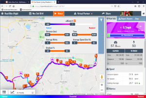 myWindsock Segment Filter helps you find the most interesting Strava Segments.